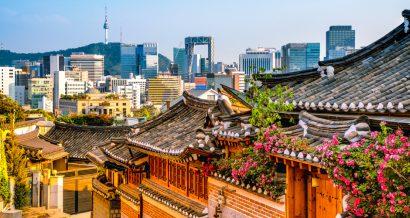 Seul, Korea Południowa, Fot. Shutterstock.com