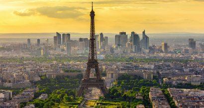Paryż, Francja, Fot. Shutterstock.com