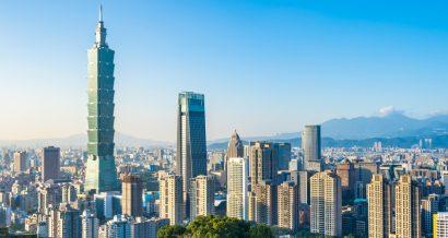 Taipei, Tajwan, Fot. Shutterstock.com
