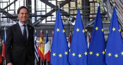 Premier Holandii Mark Rutte, Fot. Alexandros Michailidis / Shutterstock.com