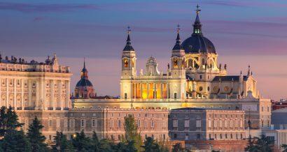 Madryt, Hiszpania, Fot. Shutterstock.com