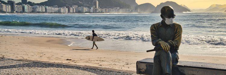 Koronawirus w Brazylii, Fot. Renata_Xavier / Shutterstock.com