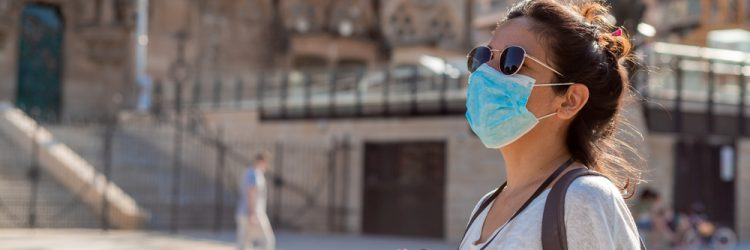 Turystyka w trakcie pandemii, Fot. Shutterstock.com
